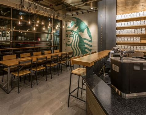 Room Interior Design by Photos 5 Starbucks Store Designs Inspired By History