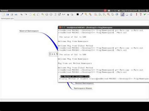 php tutorial kudvenkat namespace