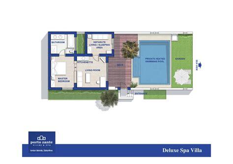 Pool House Floor Plan Deluxe Pool Villa Parmi Les Meilleurs Complexes De