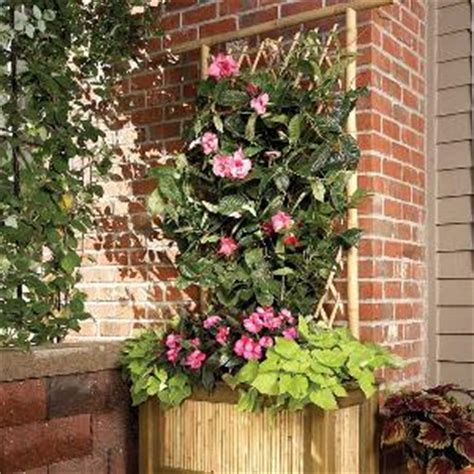 Log Planter Boxes by 12 Ways To Build A Log Planter Guide Patterns