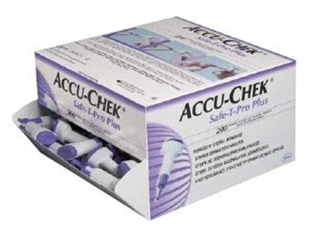 Accu Lu Emergency Accu Chek Safe T Prop Plus By Roche Doccheck Shop