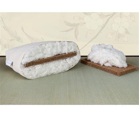 futon bio futon koto bio 14cm cotone e cocco vivere zen