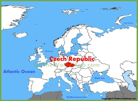 location of republic on world map republic map of europe thefreebiedepot