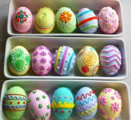 decorated easter eggs 30 creative and creative easter egg decorating ideas