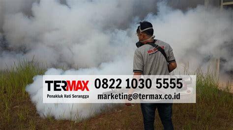Jasa Fogging Dan Anti Rayap harga jasa fogging nyamuk jakarta termax pest