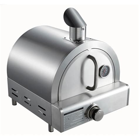 table small pizza stainless steel pizza oven for table top
