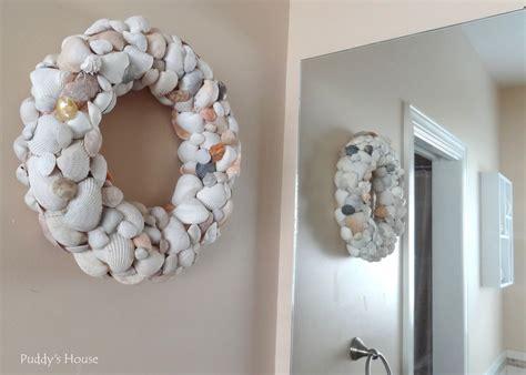 Diy Shell Decor by Marvelous Diy Shell Mirror