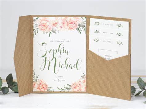 Hochzeitseinladungen Shop by Hochzeitseinladung Vintage Roses Bonbon Villa Hochzeitsshop