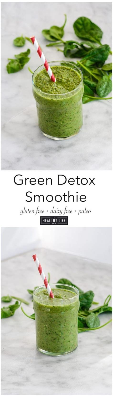 All Detox Smoothie Recipes by Green Detox Smoothie A Healthy For Me