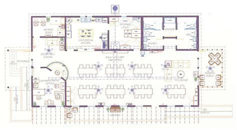 day care center floor plan sustainable adult day care facility