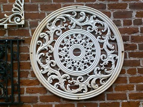 Wrought Iron Ceiling Medallions by 17 Best Images About Wrought Iron Medallions 163 Wall Decor
