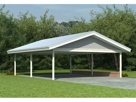 open car garage design pdf woodwork open carport plans download diy plans the
