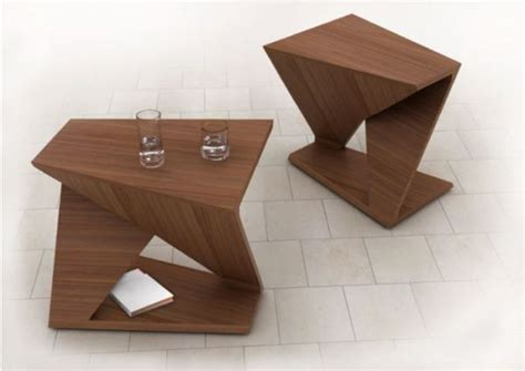 Coffee Table Ergonomics Ergonomic Coffee Table With Four Separate Parts Digsdigs