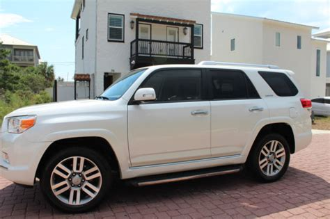 2010 Toyota 4runner Limited For Sale Jtebu5jr5a5009039 2010 Toyota 4runner Limited 4x4