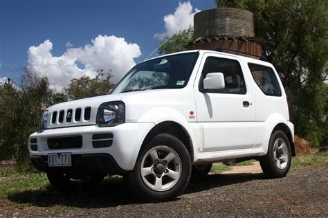 Suzuki Jimney Review Suzuki Jimny Review Road Test Caradvice