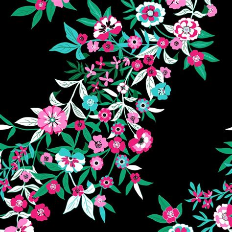 flower design textile melanie gow patternbank textile design studio featured