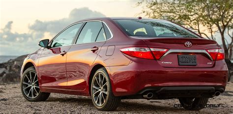 2015 Toyota Camry Xse Review Hd Road Test Review 2015 Toyota Camry Xse 17