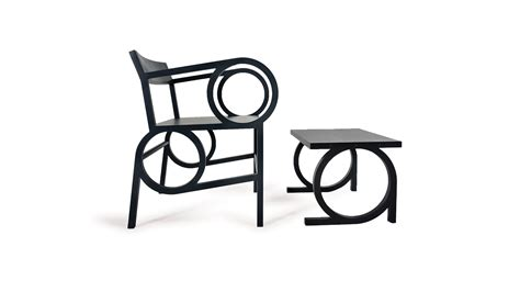 circle armchair necessary tension american craft council