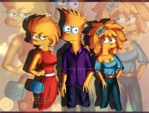 simpsons by missfuturama on deviantart simpsons 2 by missfuturama on deviantart