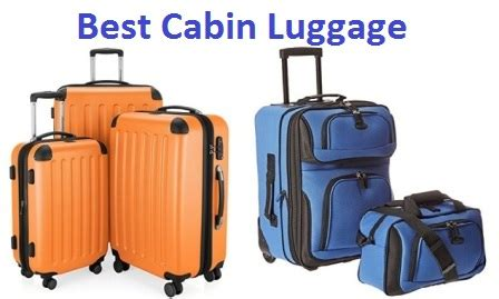 top 15 best cabin luggage in 2018 complete guide