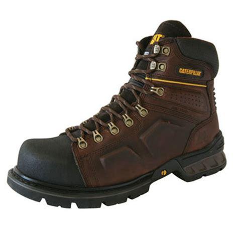 Sepatu Boot Caterpillar Sepatu Safety Warna Coklat Tua Suede harga jual caterpillar endure tough st duty oak