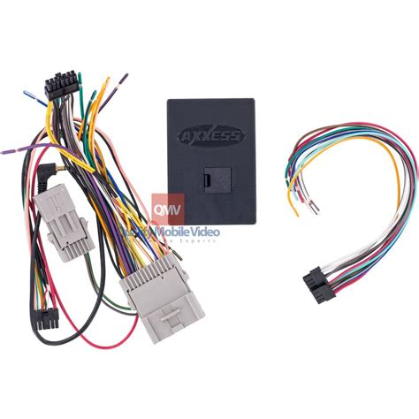 gmos 06 wiring harness axxess gmos 06 manual wiring