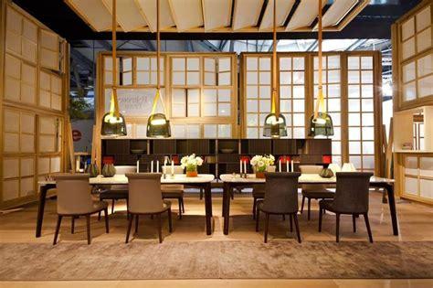 mobili frau tavolo nabucco di poltrona frau design roberto lazzeroni