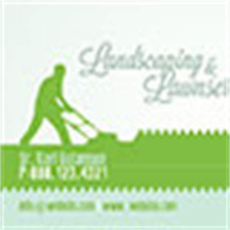 graphicriver lawn service business card template landscaping and lawn business card template by