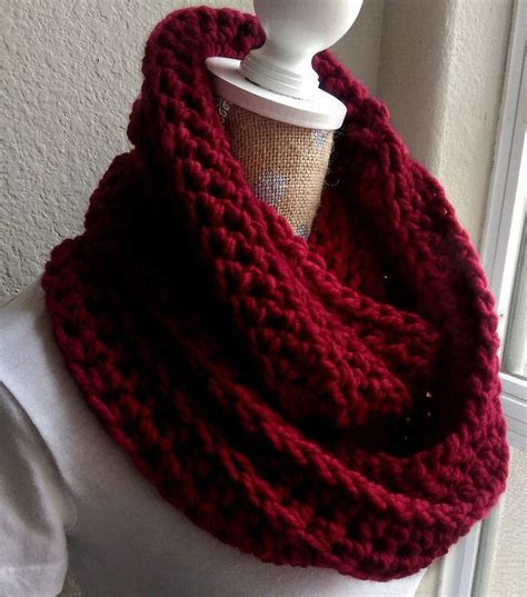 scarf pattern chunky yarn 603 best images about crochet scarves cowls on