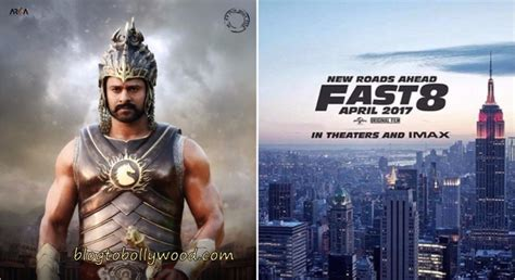 fast and furious 8 april 14 2017 baahubali 2 to clash with fast and furious 8 on 14 april 2017