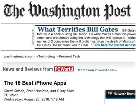 washington post jobs section iphone gps navigation road safety blog