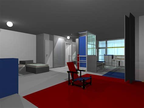 Schroder House Interior by Schroder House 6 By Mle M On Deviantart