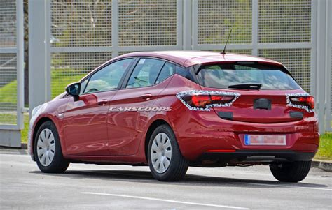Opel Astra K Facelift 2020 by Opel Astra Facelift 2019 Autoforum