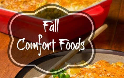 fall comfort food fall comfort foods from augason farms survival mom