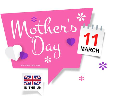 mothers day 2019 when is s day 2018 in the uk