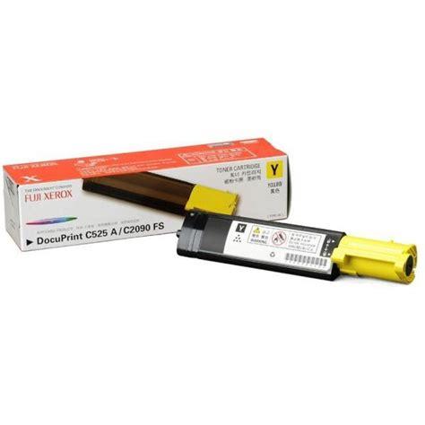 Toner Fuji Xerox Ct202036 Yellow High Capacity Fuji Xerox Ct200652 High Capacity Yellow Toner Cartridge
