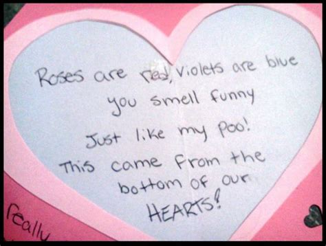 silly valentines poems the world s catalog of ideas