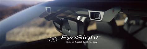 subaru eyesight package eyesight