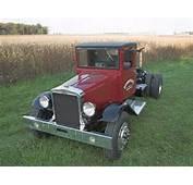 1935 Kenworth Model 89  Gordon W Cooper Calgary Alberta