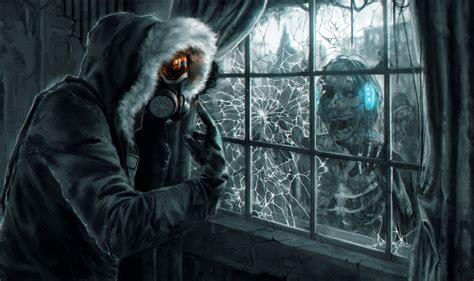 zombie apocalypse wallpaper hd  wallpapersafari