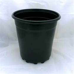 Lot Of 12 1 Trade Gallon Plastic Nursery Plant Pot