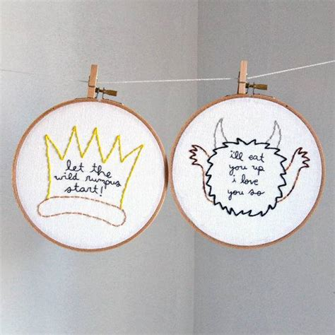 embroidery quotes 12 badass embroidered bookish quotes