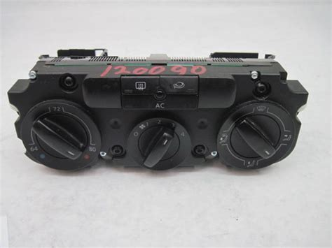 repair voice data communications 1986 audi 4000s quattro regenerative braking service manual volkswagen vw climate control jetta passat ac heater 2001 02 03 04 05 1j0820045f