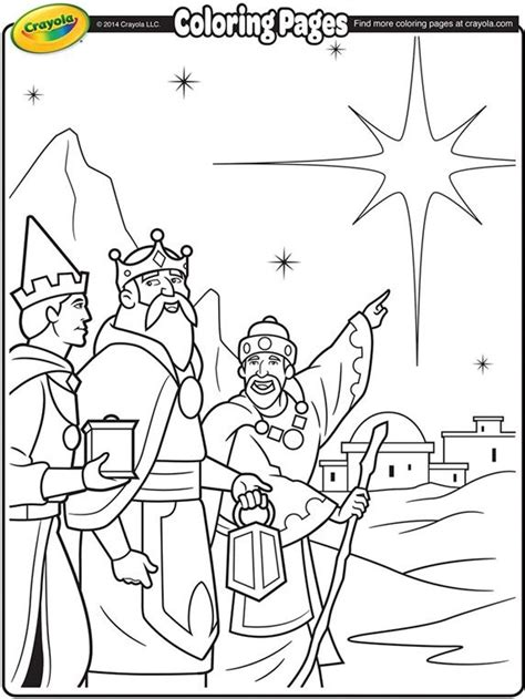 Three Wise Coloring Pages 77 best images about wisemen on maze epiphany and camel craft