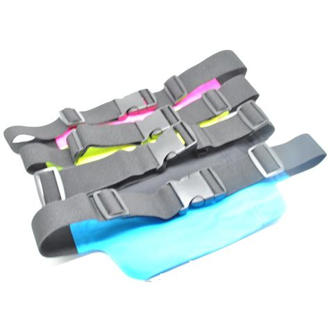 Waterproof Sports Go Belt With 4 Pockets waterproof sports belt with flat pocket ze wp300 jakartanotebook