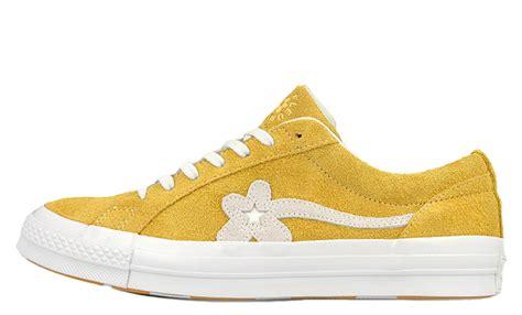 Harga Converse X Golf Le Fleur converse x golf le fleur one yellow 160323c the