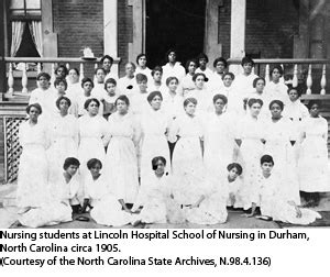 Lpn Schools In Nc durham county carolina nursing history