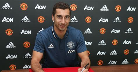 any new signings for man united this january 2016 henrikh mkhitaryan is the premier league s first armenian