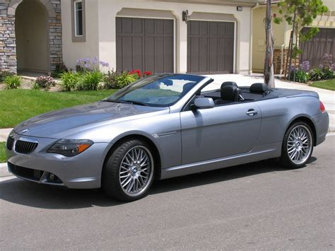how to learn about cars 2005 bmw 6 series electronic throttle control 2005 bmw 6 series overview cargurus