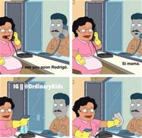 Cleaning Lady Family Guy Meme - consuela the cleaning lady from family guy three gold stars comic con 2011 2012